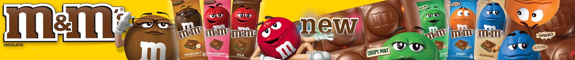 M&M's Chocolate Segment