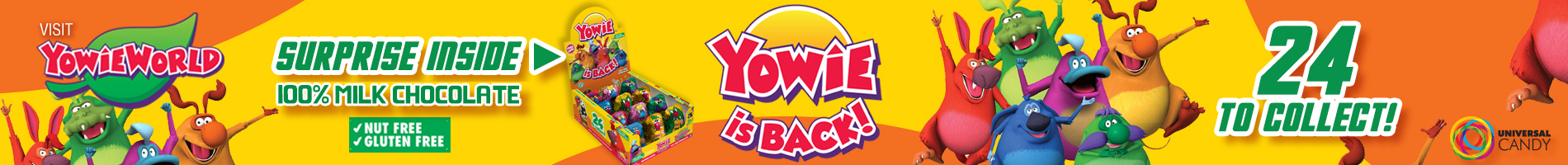 Yowie Coming Soon